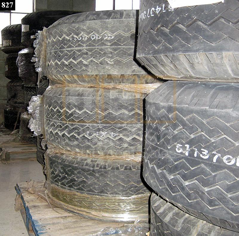 15/19.5 Firestone Transport Duplex Tire - Used Serviceable