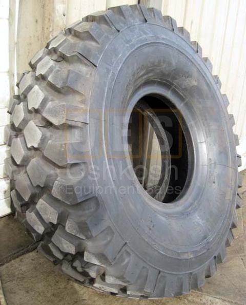 16.00R20 Michelin XZL Tire 90%+ Tread