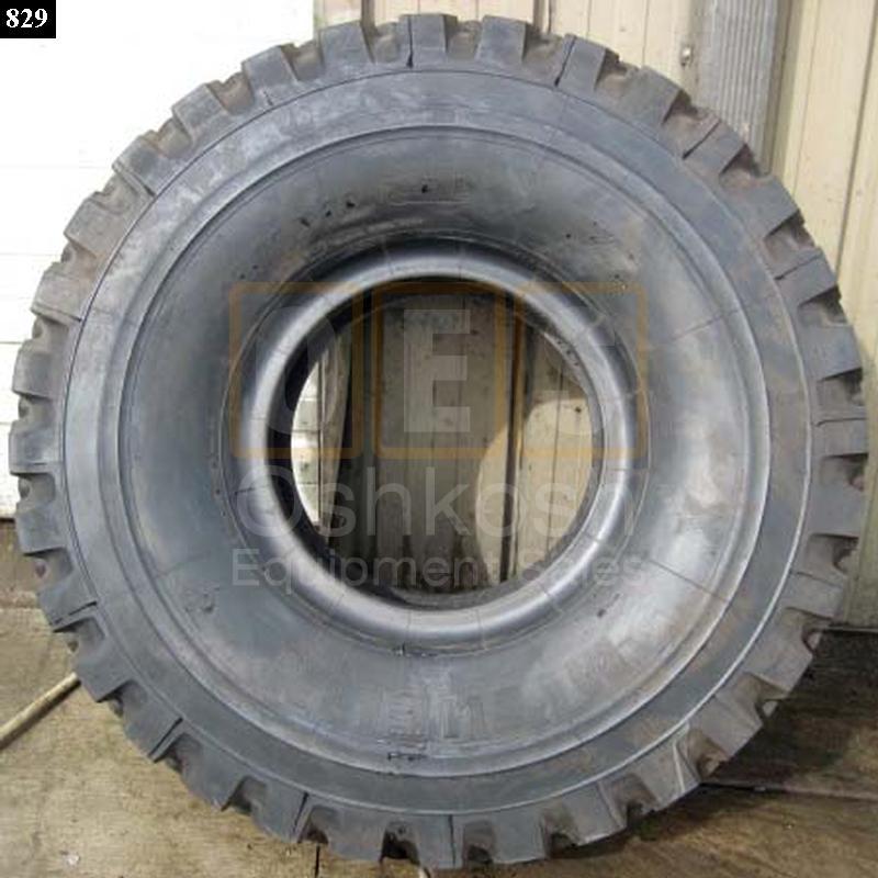 16.00R20 Michelin XZL Tire 90%+ Tread - Used Serviceable