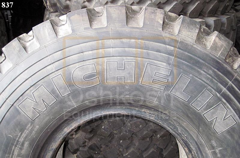 14.00R20 Michelin XZL Tire - Used Serviceable