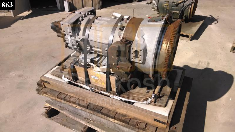 Transmission Assembly CLBT 754 - Rebuilt/Reconditioned