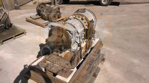 Transmission Assembly CLBT 754