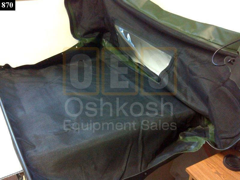 Cab Soft Top (3 Color) - New Replacement