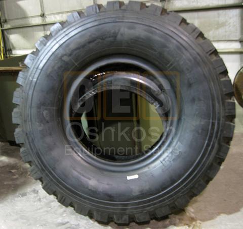 395/85R20 Michelin XZL Tire W/ Run Flat
