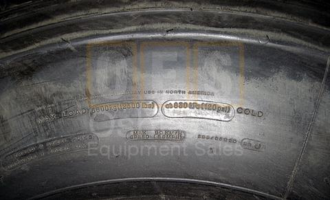 395/85R20 Michelin XZL Tire W/ Run Flat