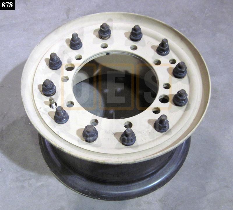 MRAP Wheel / Rim - New Replacement