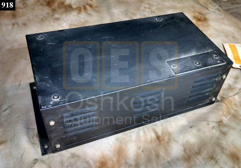 VOLTAGE REGULATOR / STATIC EXCITER 100KW (High Cycle) - NOS
