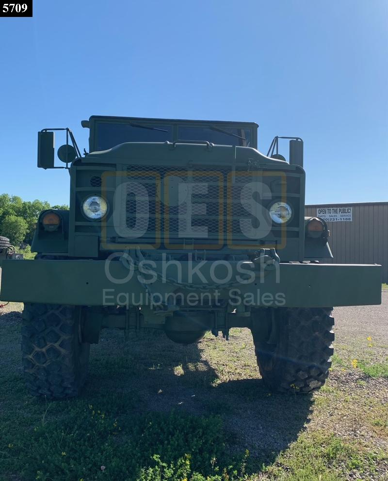 M925 6X6 Cargo Truck with Winch (C-200-128) - New Replacement