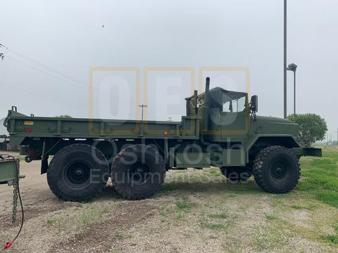 M925 6X6 Cargo Truck with Winch (C-200-128)