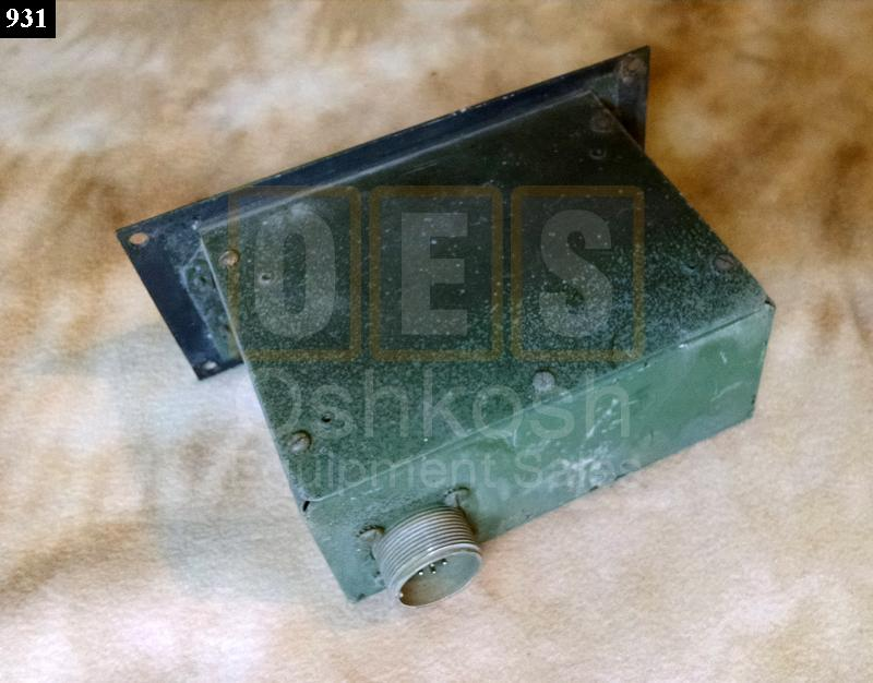 Fault Indicator Panel - Used Serviceable
