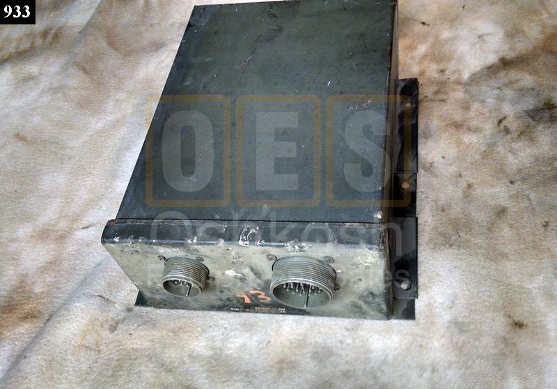 Tactical Relay Box Assembly - Used Serviceable