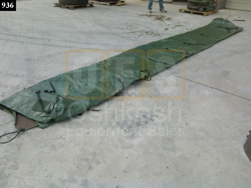 3 Color Cargo Cover 20ft - Used Serviceable