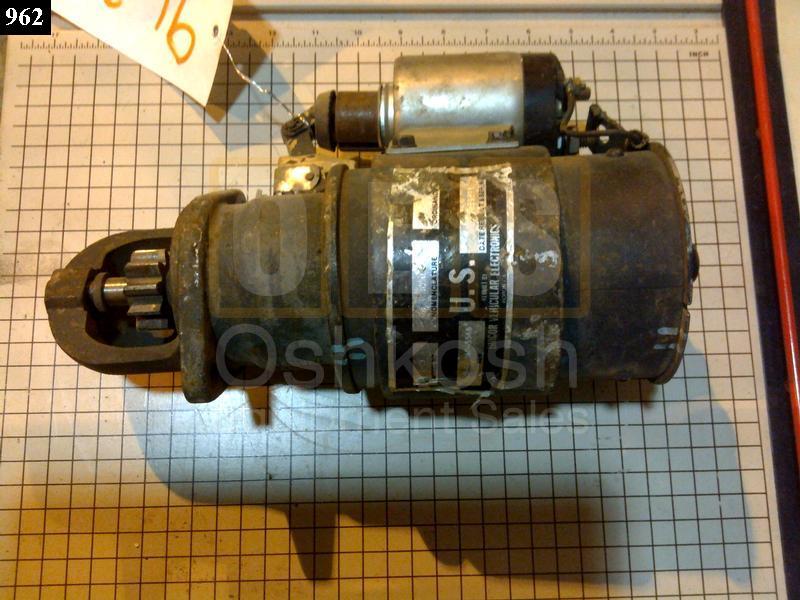 Generator Starter 24V - Used Serviceable