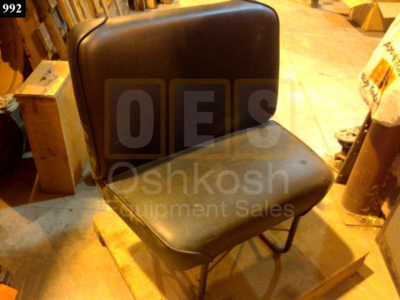 M911 Passenger Seat Assembly - Rebuilt/Reconditioned