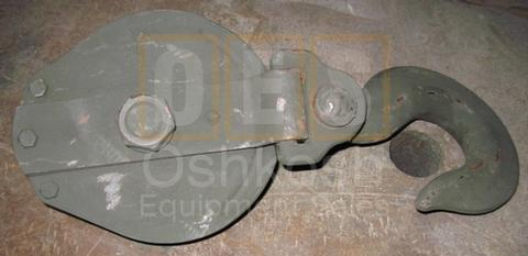 5 Ton Cable Pulley Snatch Block