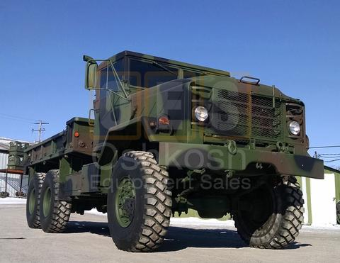 M923A2 5 Ton 6x6 Military Cargo Truck (C-200-100)