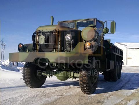 M813 5-Ton 6x6 Military Cargo Truck (C-200-64)
