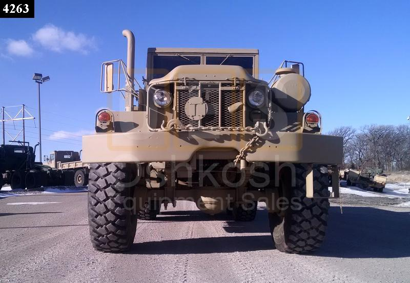 C 200 69 01 m813 with winch 5 ton 6x6 military cargo truck (c 200 69) oshkosh