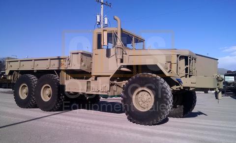 M813 with Winch 5 Ton 6x6 Military Cargo Truck (C-200-69) - Oshkosh M Wiring Diagram on