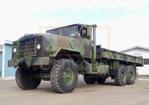 M927A2 5 Ton 6x6 Military Cargo Truck XLWB (C-200-97)