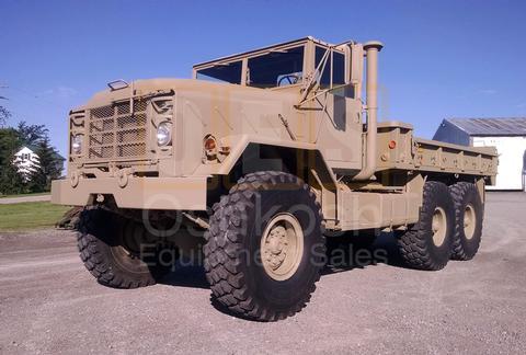 M923 5 Ton 6x6 Military Cargo Truck (C-200-98)