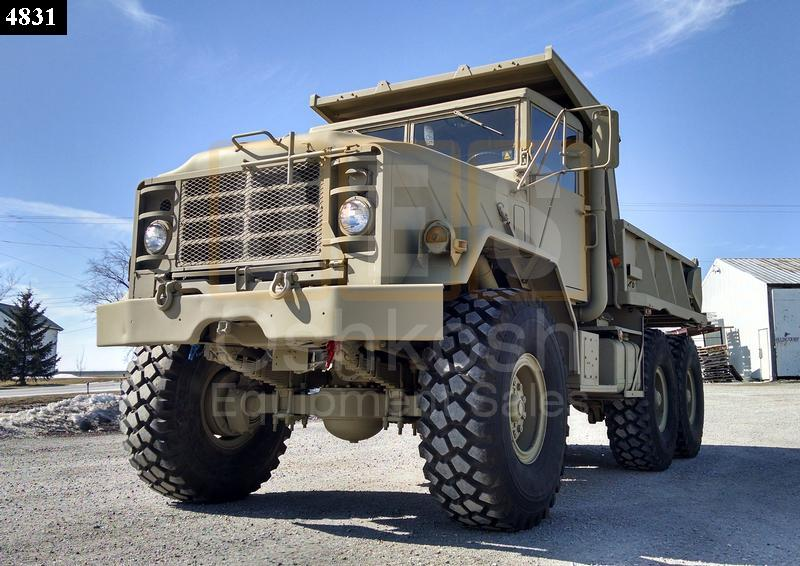 Military Truck For Sale >> M929 5 Ton Military Dump Truck For Sale D 300 85 Oshkosh Equipment