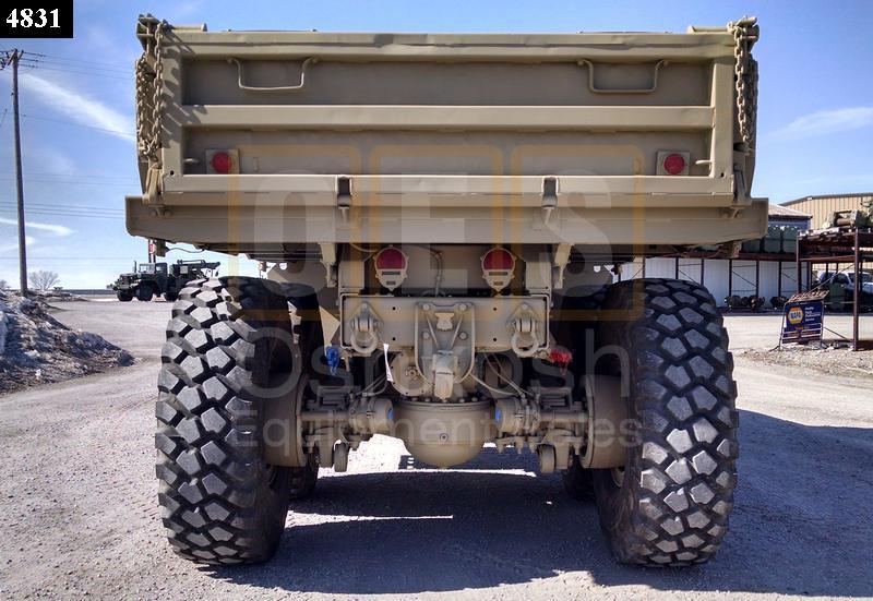 M929 5 Ton Military Dump Truck for sale (D-300-85) - Rebuilt/Reconditioned