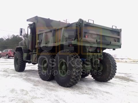 M929 5 Ton 6x6 Military Dump Truck (D-300-86)