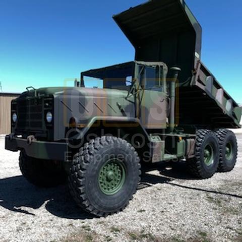 M929 6x6 Military Dump Truck D-300-97