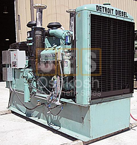 175kW Delco A.C. Generator (G-1400-264)