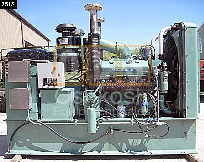 175kW Delco A.C. Generator (G-1400-264) - Used Serviceable