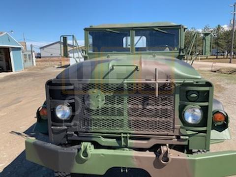 M923A1 5 TON 6X6 MILITARY CARGO TRUCK (C-200-120)