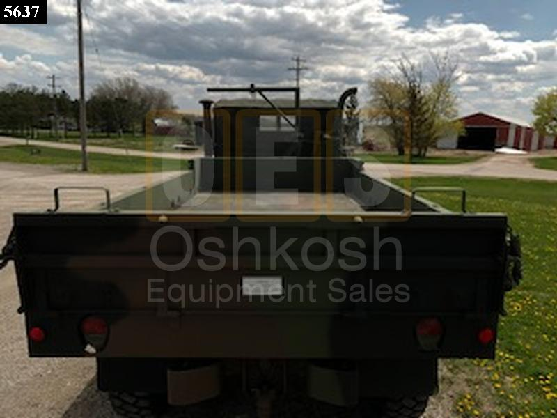M925 A2 5 Ton 6X6 Cargo Truck W/Winch (C-200-119) - New Replacement