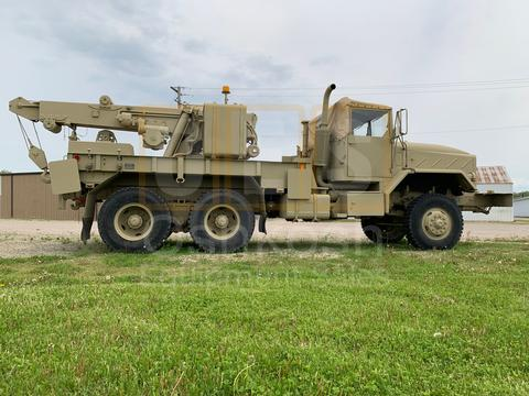 M936 5 Ton 6x6 Military Wrecker / Recovery Truck (WR-400-21)