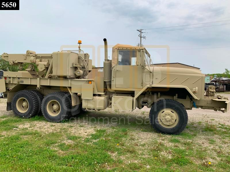 M936 5 Ton 6x6 Military Wrecker / Recovery Truck (WR-400-21) - New Replacement
