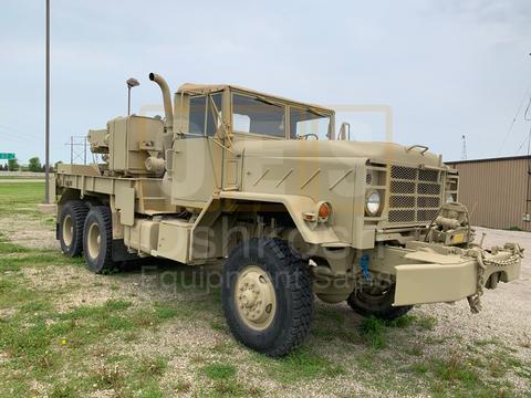 Military 6x6 Trucks For Sale, Parts and Generators - Oshkosh