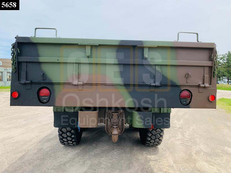 M927 XLWB Extra Long Wheel Base 6X6 Cargo Truck - New Replacement