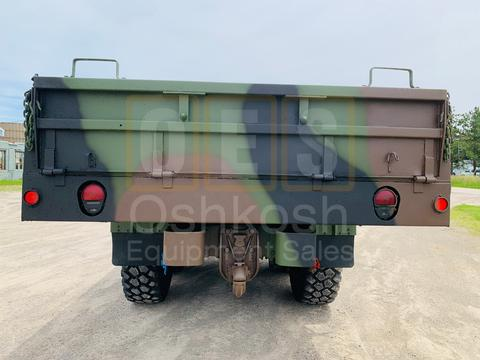 M927 XLWB Extra Long Wheel Base 6X6 Cargo Truck