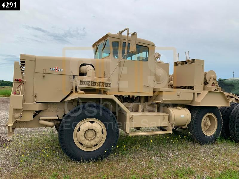 M911 22.5 Ton 8x6 Military Heavy Haul Tractor (TR-500-20) - New Replacement