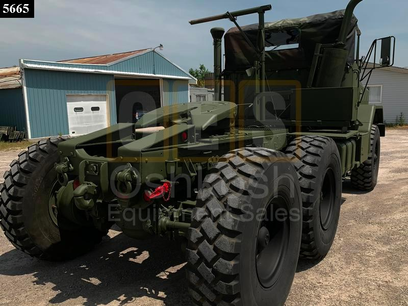 M931 6x6 5 Ton Military Tractor Truck (TR-500-69) - New Replacement