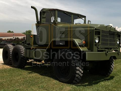 M931 6x6 5 Ton Military Tractor Truck (TR-500-69)