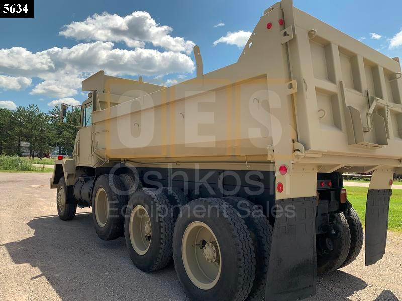 M917 20 Ton 8x6 Military Dump Truck (D-300-95) - New Replacement