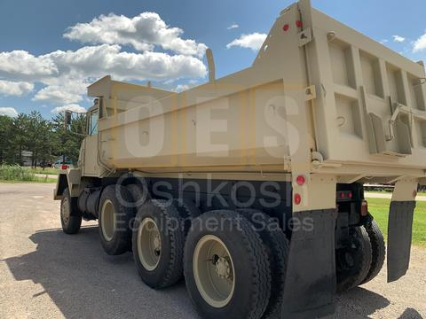 M917 20 Ton 8x6 Military Dump Truck (D-300-95)