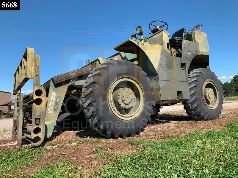 6K ROUGH TERRAIN MILITARY FORKLIFT (F-900-15) - New Replacement