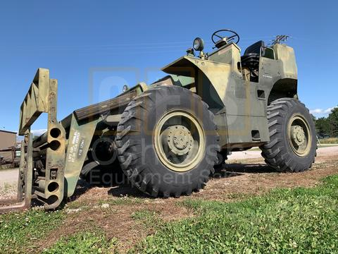 6K ROUGH TERRAIN MILITARY FORKLIFT (F-900-15)