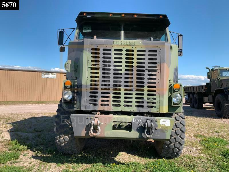 M1070 8X8 HET MILITARY HEAVY HAUL TRACTOR TRUCK (TR-500-72) - New Replacement