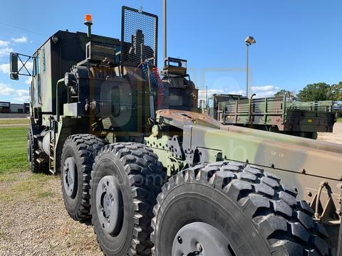 M1070 8X8 HET MILITARY HEAVY HAUL TRACTOR TRUCK (TR-500-72)