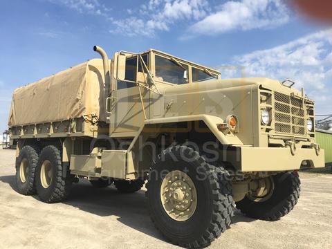M923 6x6 Military 5 Ton Cargo Truck (C-200-110)