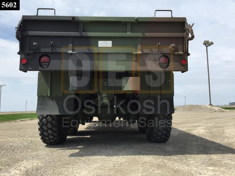 M923A1 5 Ton 6x6 Military Cargo Truck (C-200-112) - New Replacement
