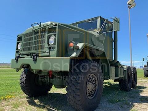M931 A2 6x6 5 Ton Military Tractor Truck (TR-500-72)